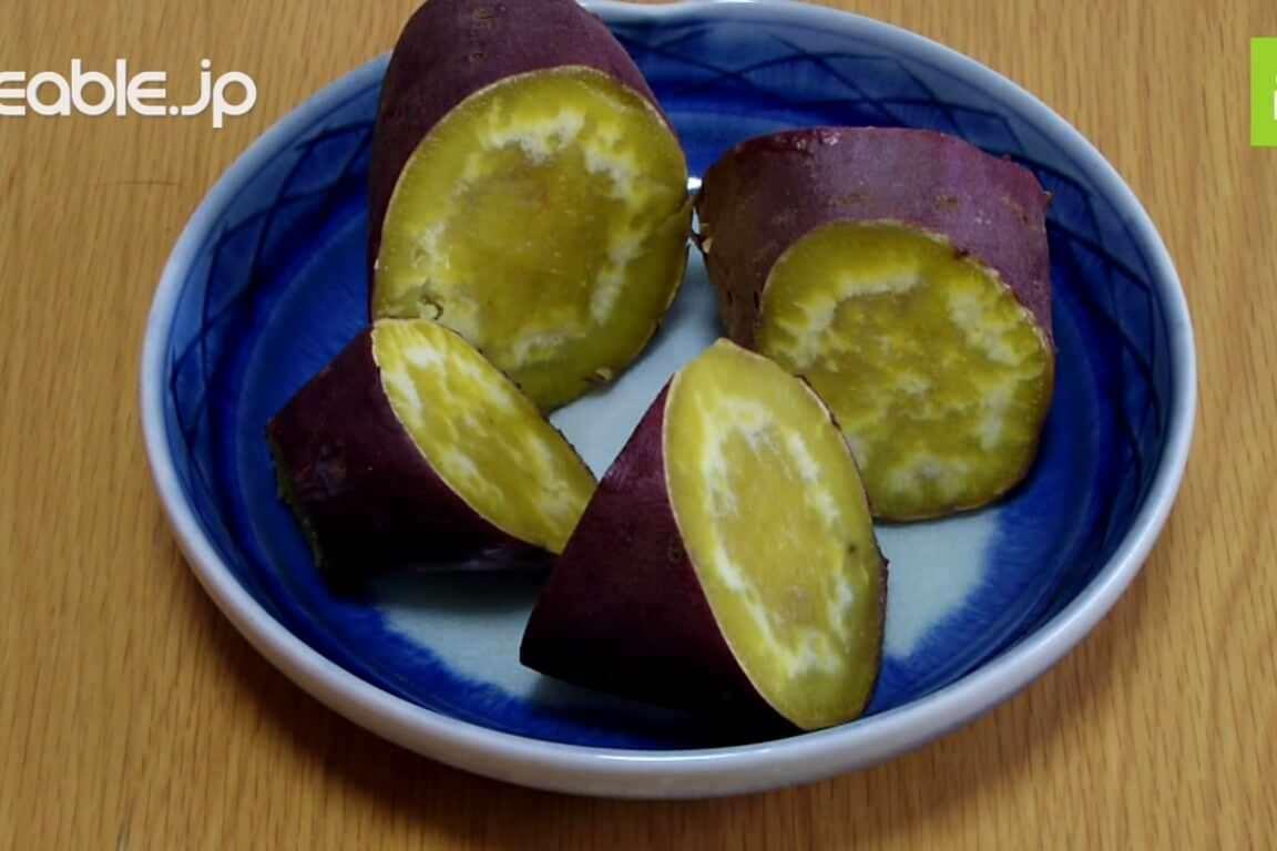 ホクホクで美味しい!炊飯器で作る超簡単な焼き芋の作り方・レシピ