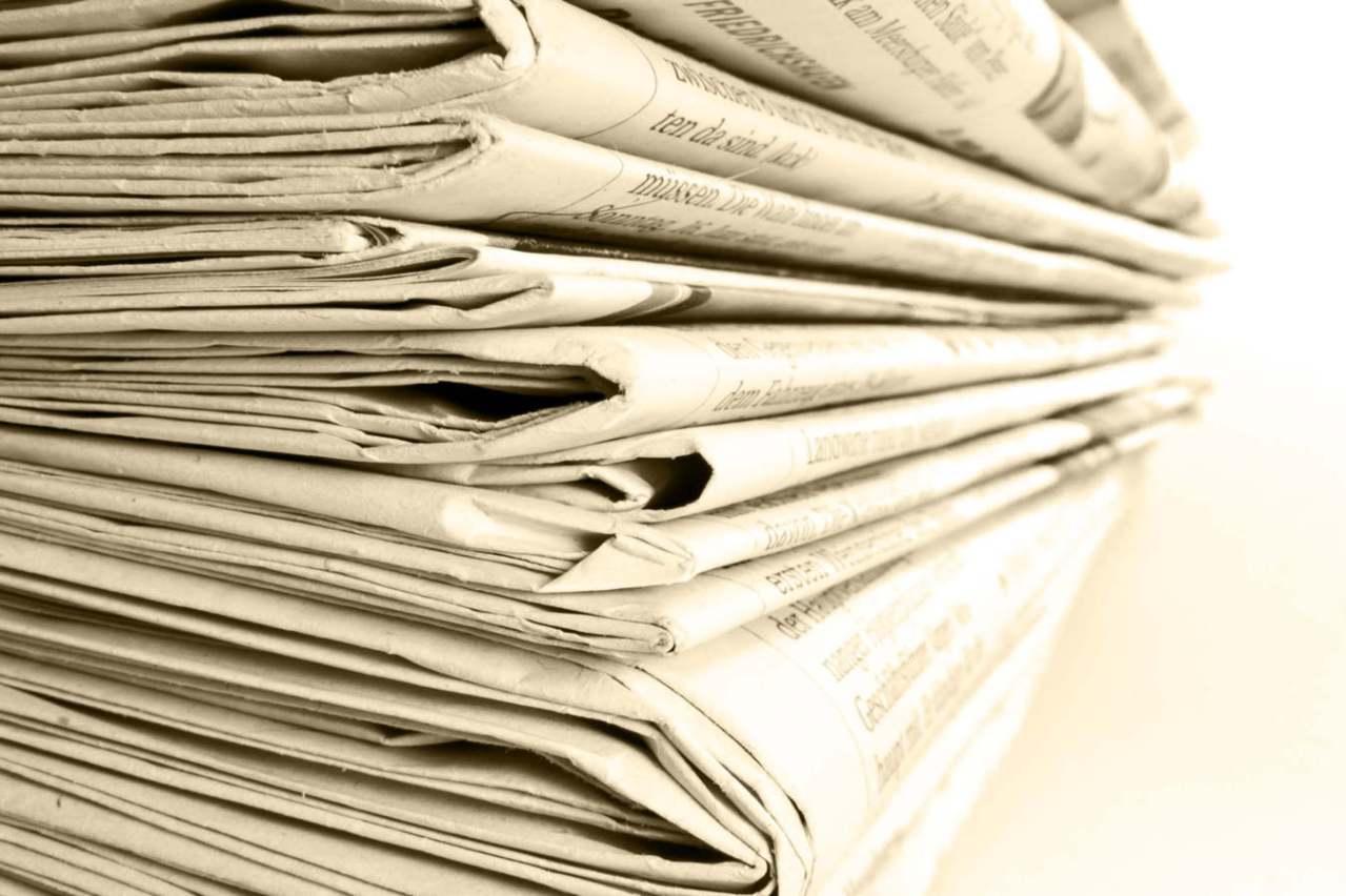 紐でギュッとくくる!新聞紙の束のゆるまない上手な縛り方のコツ・手順