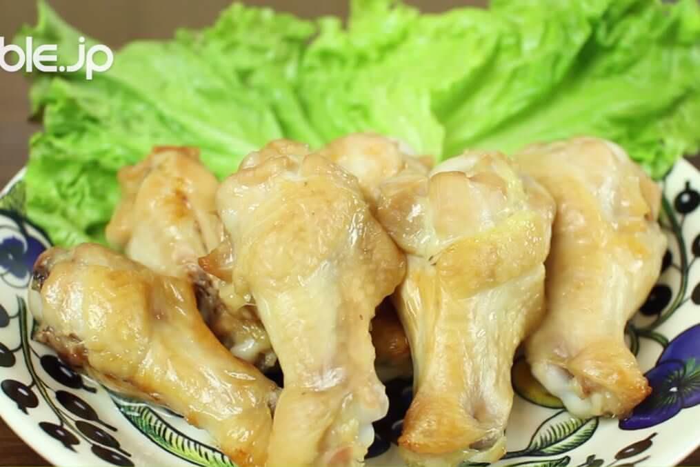 香ばしくて最高!手羽元の照り焼きナンプラー風味の作り方・レシピ