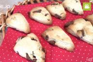 サクサク!ホットケーキミックスで作るチョコスコーンの作り方・レシピ