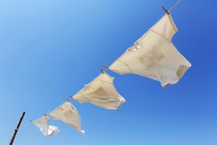 香りがきつい!衣類の柔軟剤のにおいをすっきり消す方法5選