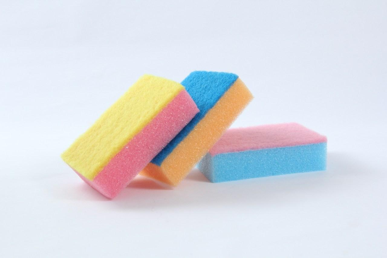ばっちり除菌!食器洗い用スポンジの殺菌・消毒の仕方や方法5選
