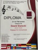 Łotwa Dawid Siwiecki