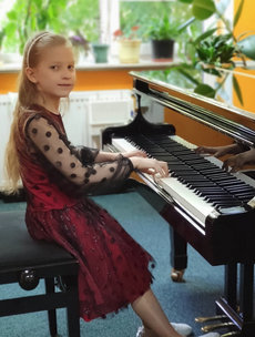 Natalia fortepian