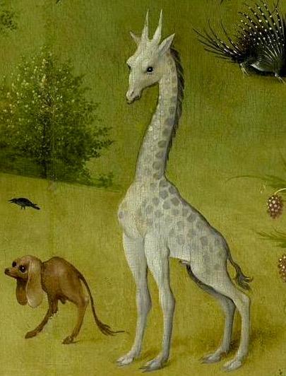Босх жираф