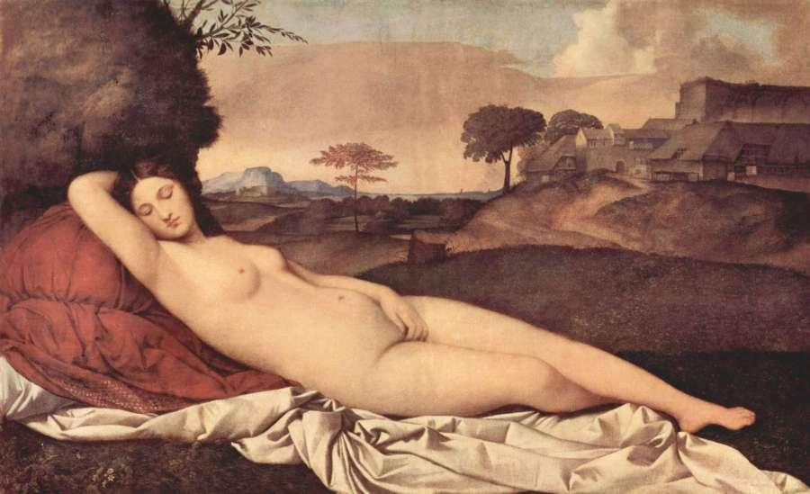 Джорджоне Венера