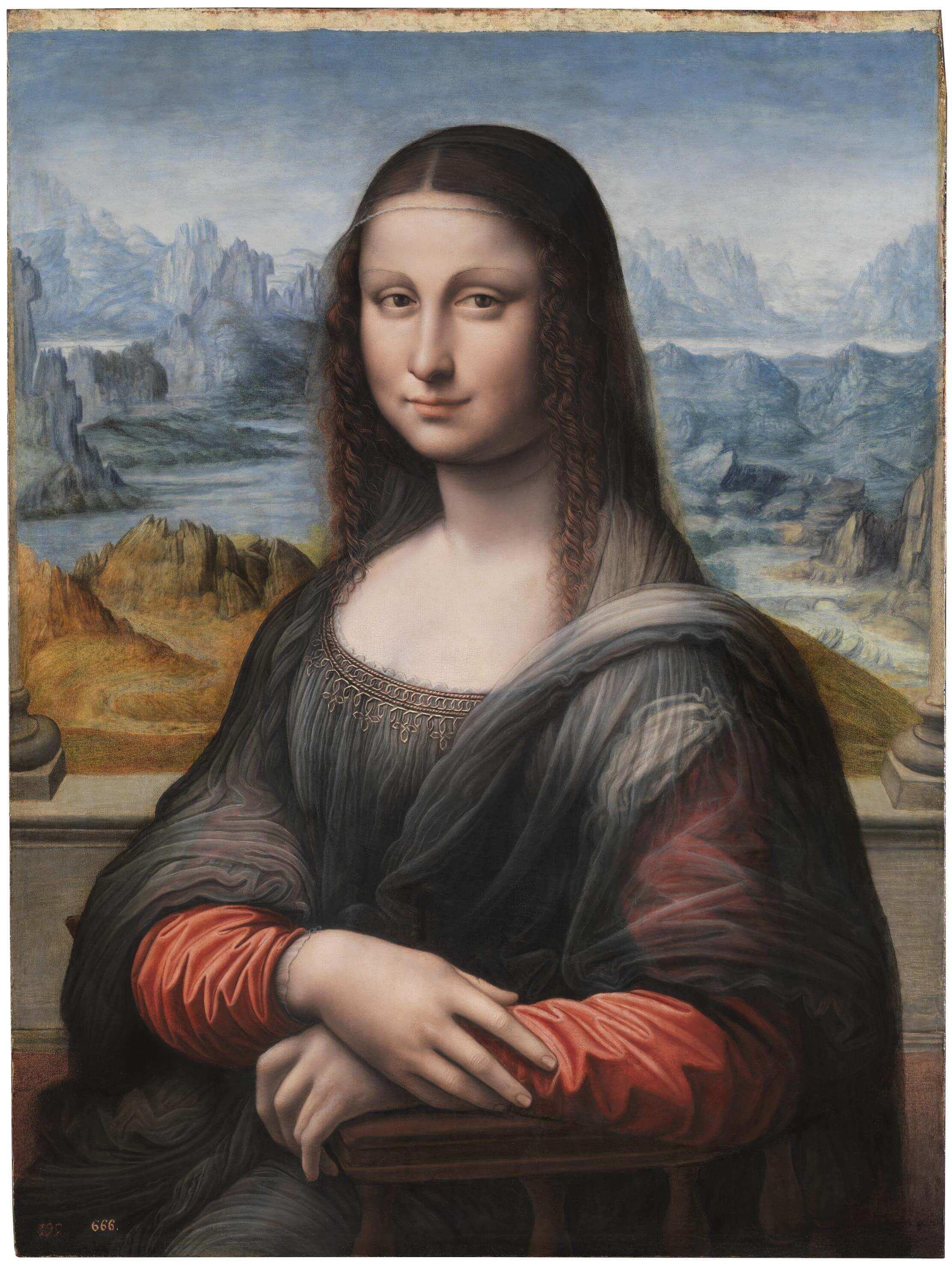 Мона Лиза Прадо