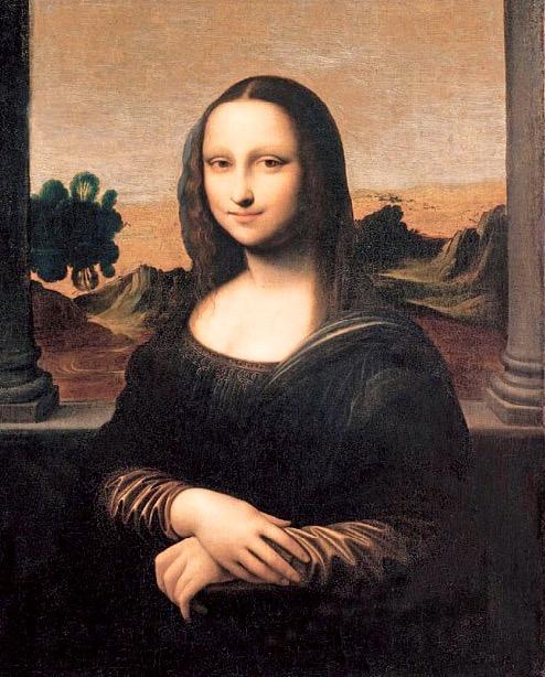 Айзелуортская Мона Лиза