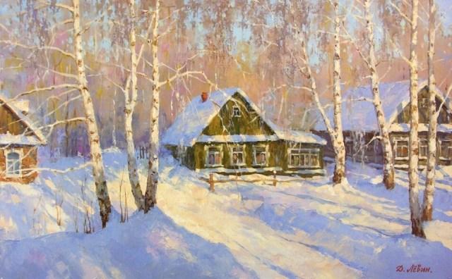 Дмитрий Левин русская сказка