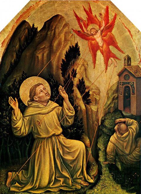 Фабриано святой франциск
