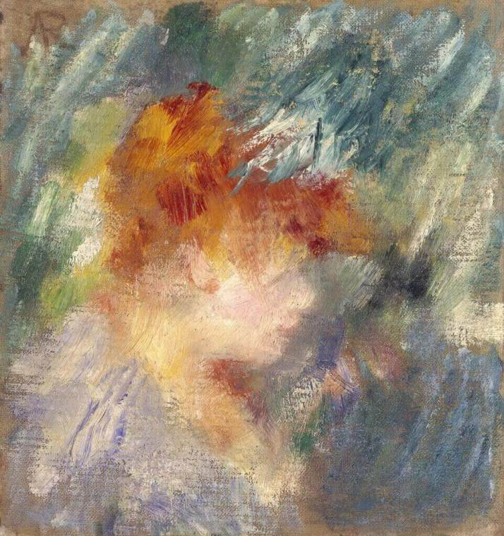 Ренуар Жанна Самари национальная галерея Вашингтона