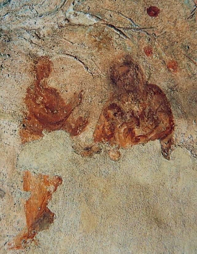 Фреска из Римских катакомб