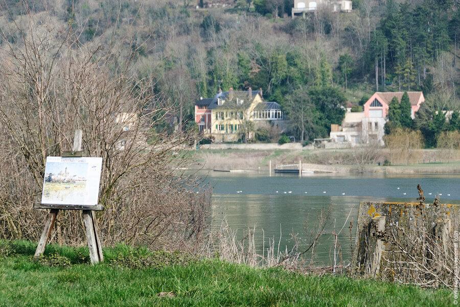 Деревня Ветей Моне