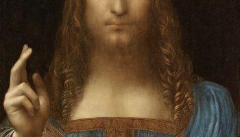 «Спаситель мира» Леонардо да Винчи. 5 интересных деталей картины