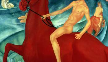 Купание красного коня. Как картина Петрова-Водкина стала символом эпохи
