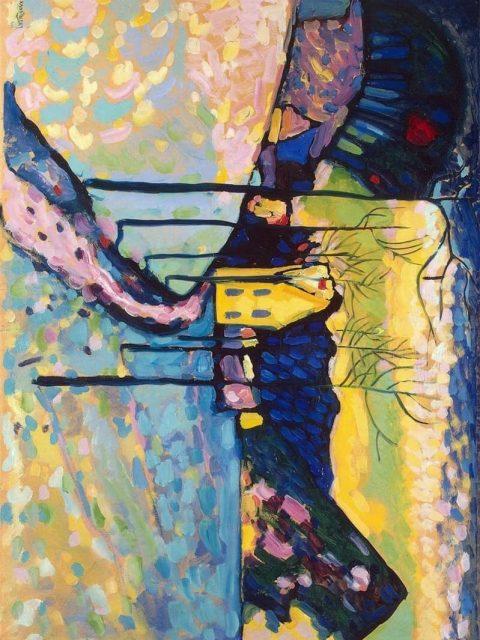 Кандинский открытие абстракционизма