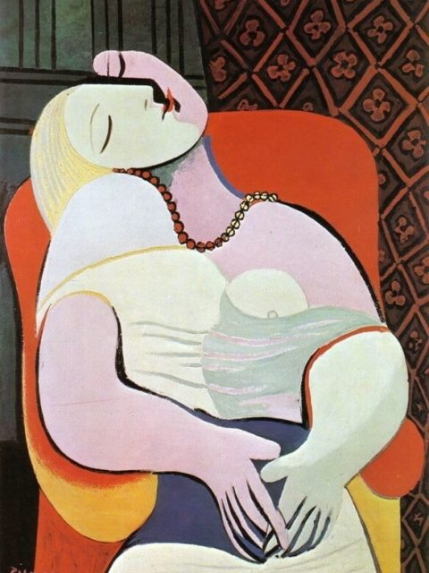 Пикассо. Сон