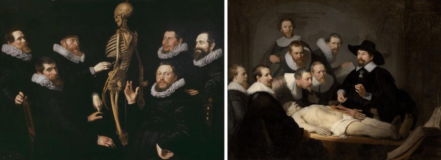 Кейзер и Рембрандт