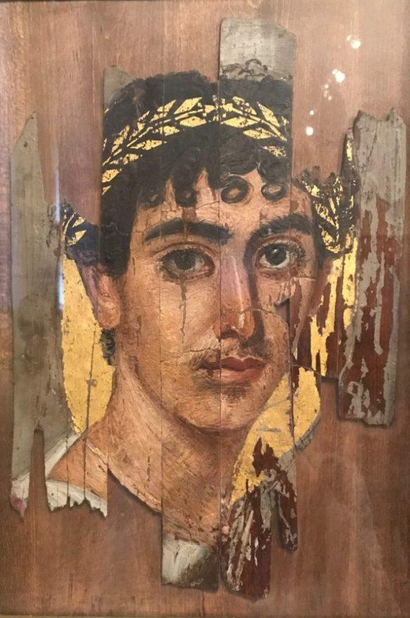 Фаюмский портрет 2 век
