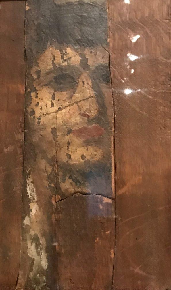 Фаюмский портрет конец 2 века