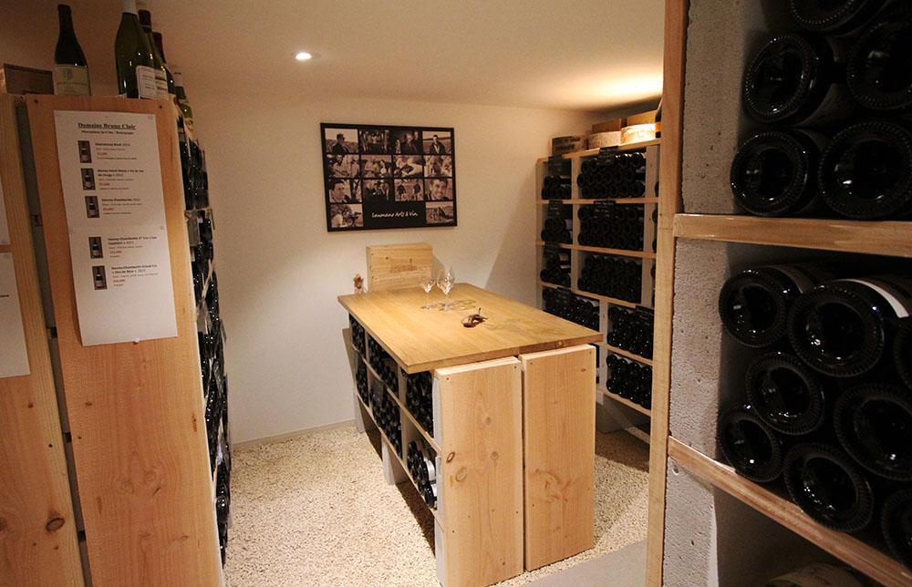 Cave arts et vin