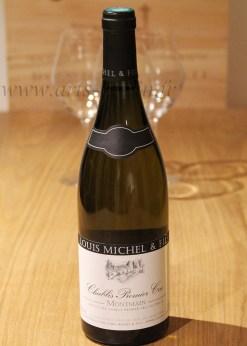 Bouteille Chablis Montmain 1er Cru Louis Michel