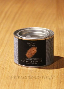 Pot Cannelle en poudre 50g