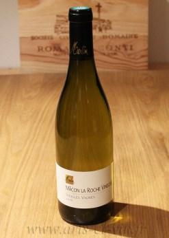 Bouteille Macon La Roche Vineuse Vieilles Vignes Domaine Olivier Merlin