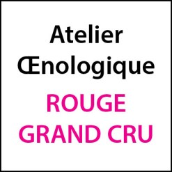 Atelier oenologique Rouge Grand Cru