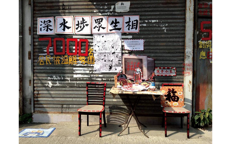 藝術。是涼茶旁邊的嘉應子 — 專訪袁智仁談社區藝術