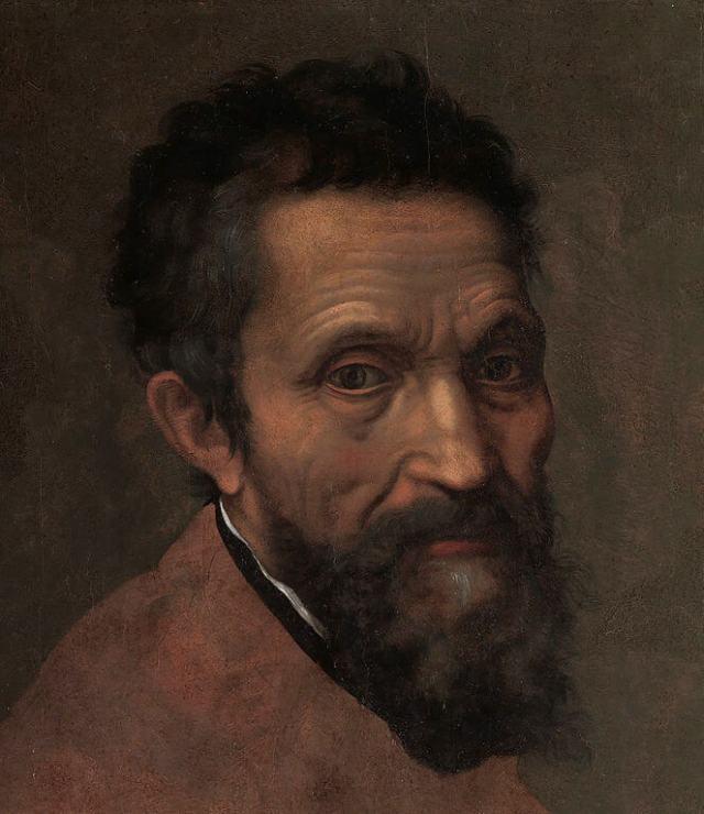 Daniele da Volterra. Michelangelo