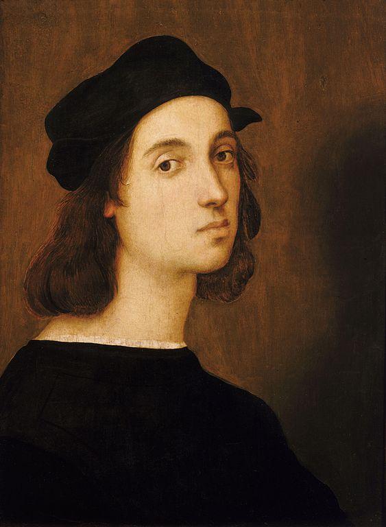 Raphael. Self-portrait