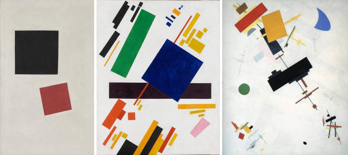 Malevich artworks