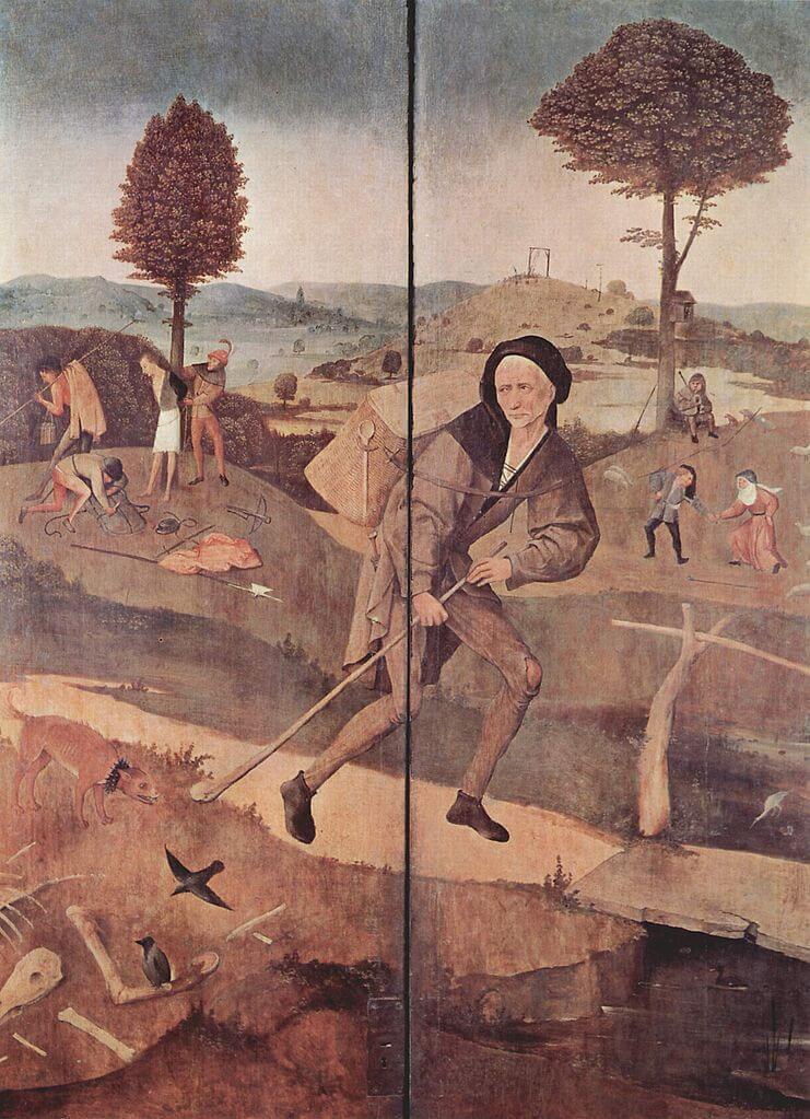 Bosch wanderer