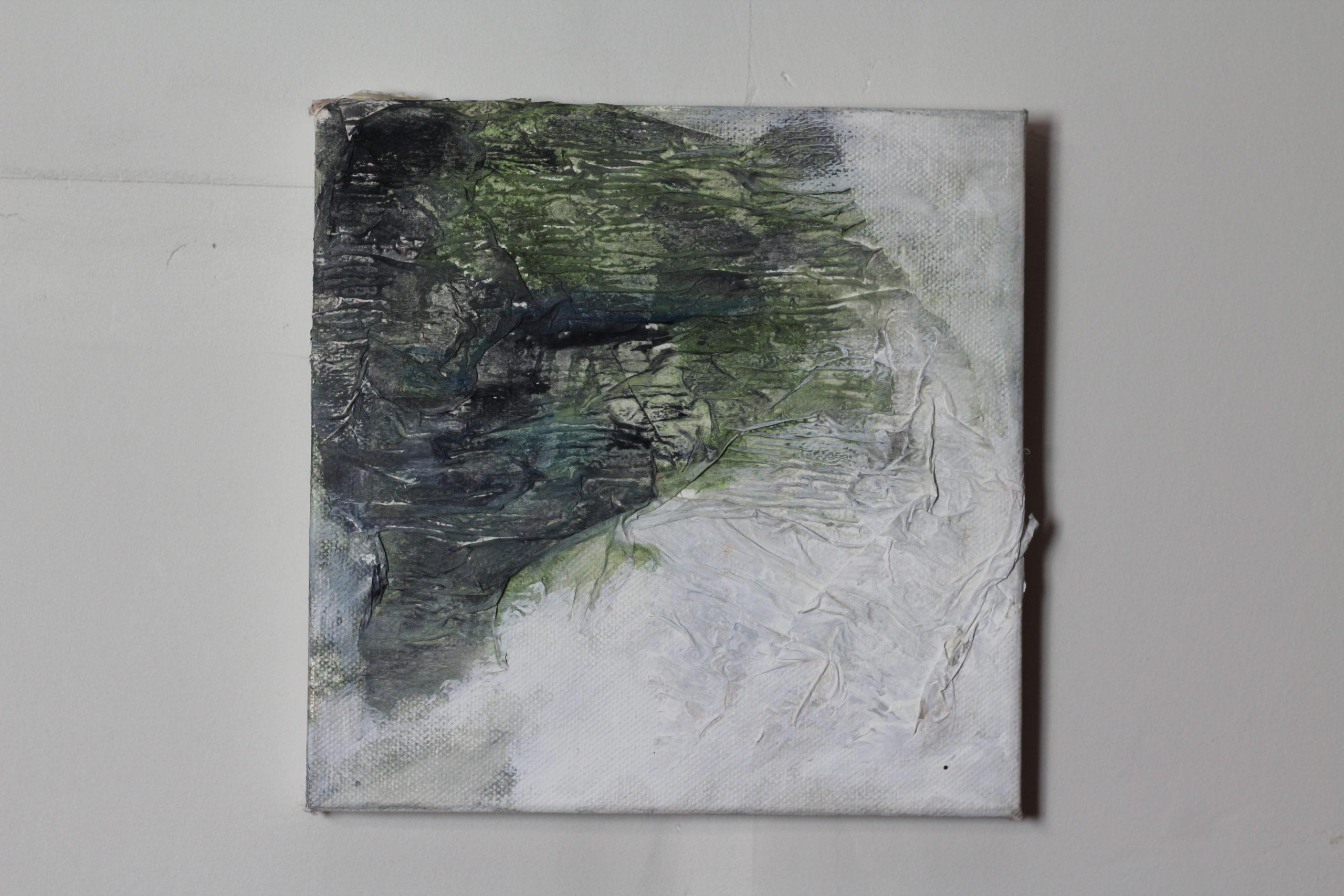 Peinture : Nature 8 20x20 (Véronique Fuchs-Sublon)