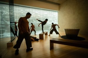 San Diego Dance Theater: Terminal 2 (Post-Security) @ San Diego International Airport