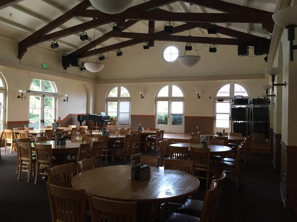 Kimball Dining Hall  Stanford Arts