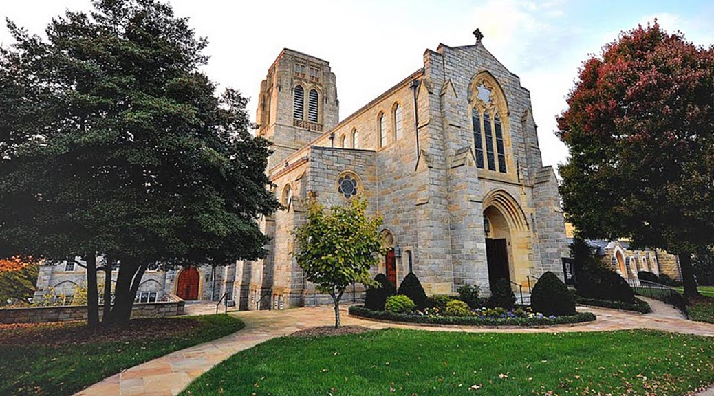 St. Paul's Episcopal Church, Winston-Salem, North Carolina