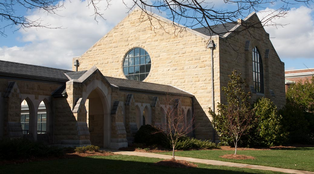 St. Paul's Episcopal Church Chapel
