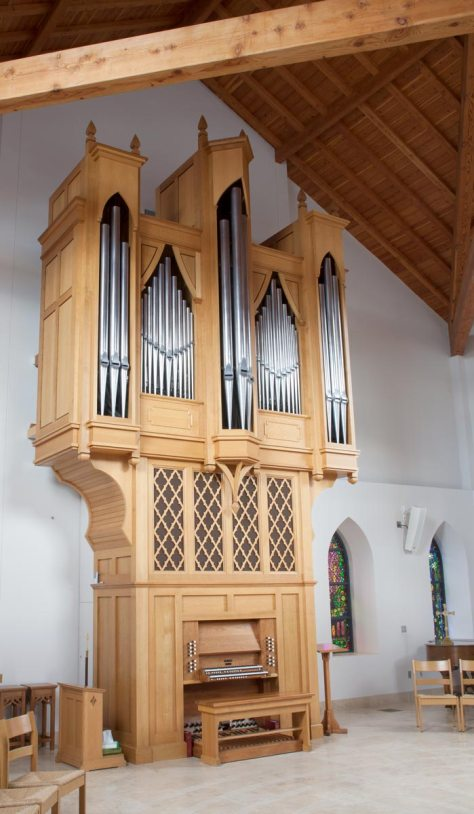 Fisk organ at St. Paul's