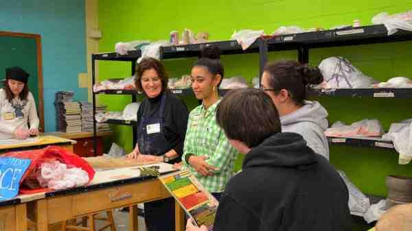 Art Programs for High School Students