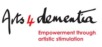 Arts 4 Dementia logo