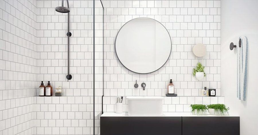 How To Use Accent Tiles & Tile Borders To Enhance Your