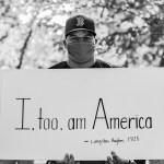 Keiko Hiromi (Photography Finalist '13), I, TOO, AM AMERICA (2020).