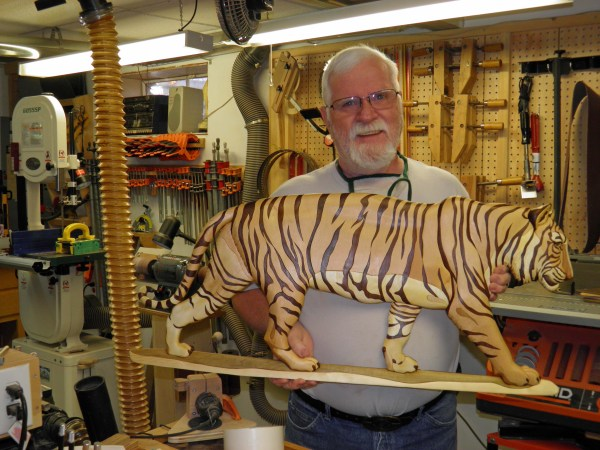 Meet Artist Tony Giroux Discuss Unique Wood