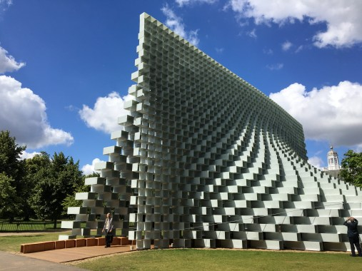 Serpentine Pavilion by Bjarke Ingels Group