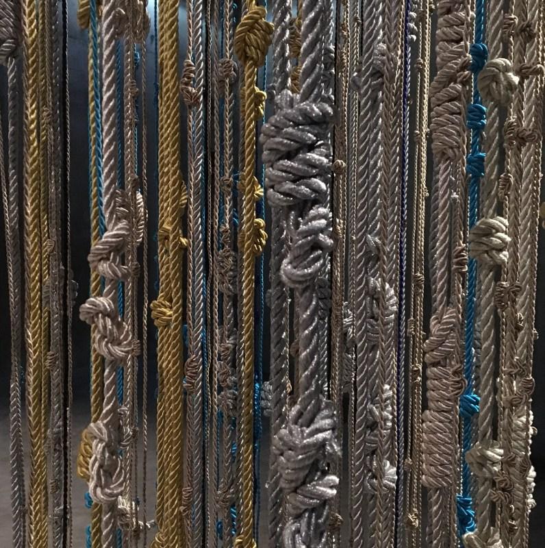Tate Modern Ten Days Six Nights, Tsang and Moten, Gravitational Feel © Phillipa Ellis Arts Aloud