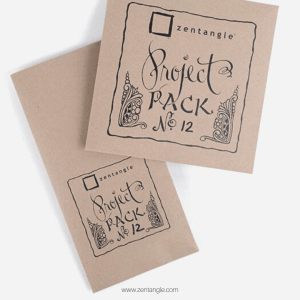 project pack 12 by zentangle inc