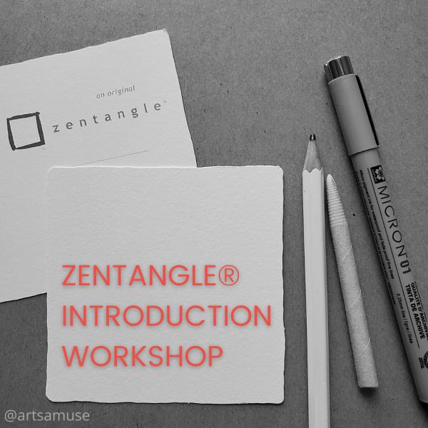 Zentangle Introduction Workshop