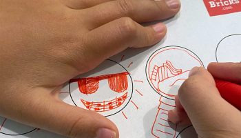 Drawing circles for kids